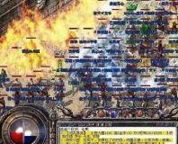 金币传奇合击中战士玩家的升级心路历程